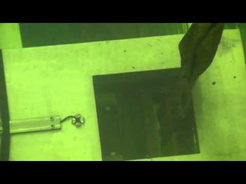 Klippning under vatten