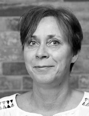 Dorthe Sjöholm